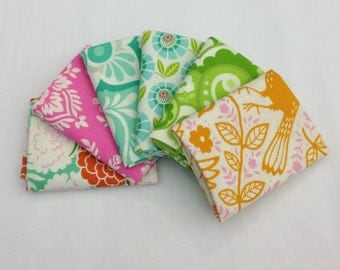 Up Parasol by Heather Bailey Fat Quarter Bundle No 1