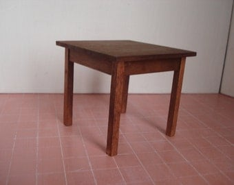 Miniature table