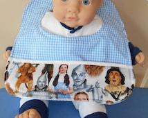 Wizard of Oz Baby Bib