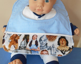 Wizard of Oz Baby Bib