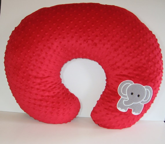 Animal Breastfeeding Pillow : Items similar to Boppy Slipcover, Boppy Cover, Elephant, Zoo Animal, Safari Animal, Minky, Baby ...