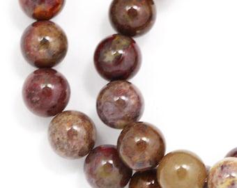 Pietersite Beads - 8mm Round