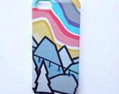 Iphone 5/5s case! 'Fresh Tracks'