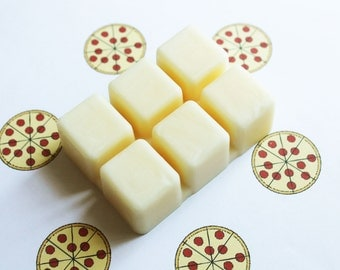Pizza Scented Melts - Natural Vegan Soy Wax - Soy Candles - Soy Wax Melts - Soy Tarts