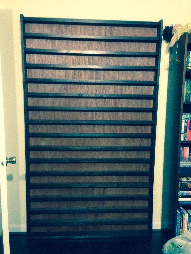 500 800ct huge custom nail polish floor wall unit. Black Bedroom Furniture Sets. Home Design Ideas