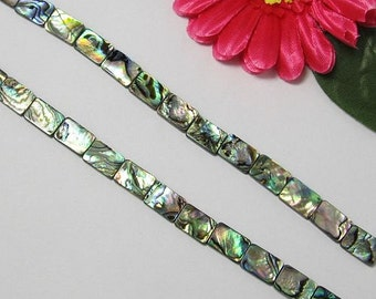 Abalone Shell Abalone 10x14mm rectangle Loose Beads