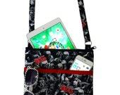The Walking Dead Crossbody Bag XL // Sling Bag // Crossbody Purse