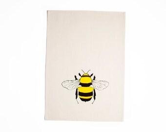Bee Tea Towel