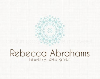 Jewelry Logo Design Premade Logo Design Photography Logo Design Photographers Logo Small Business Logo Design Watermark Logo Design