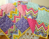 "Easter Quilt - ""Spring Things"""