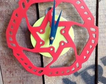 Wall Clock - Disk Brake #27
