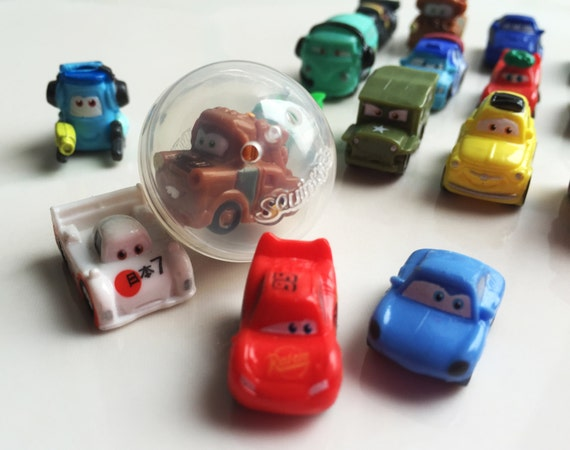 Squinkies Toys For Boys : Cars bomb squinkies boy party favor surprise squinkie toy