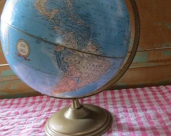 Crams Imperial World Globe.