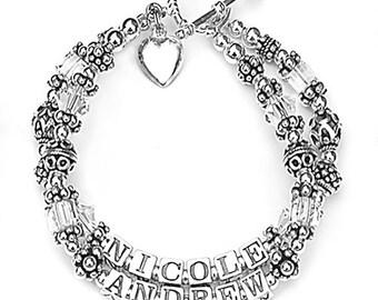 Signature Name Bracelet