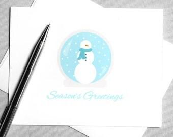 Printable Holiday Card. Printable Christmas Card. Season's Greetings Card. Digital Christmas Card. Digital Download. Instant Download.