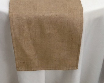 Burlap Table Runner, Wedding, Party, Shower, Home Decor, Choose Your SIze, Custom Sizes Available