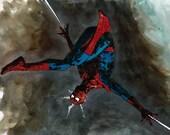 Web Slinger by Matthew Dunn
