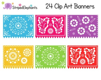 papel picado clipart - photo #21