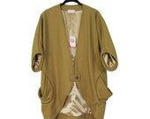 SAMPLE SALE Blanket Coat