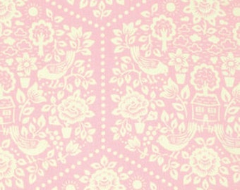 Clementine Summerhouse Pink by Heather Bailey for Free Spirit