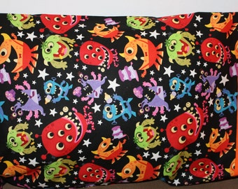 Fun Pillowcase  Come in Travel and Standard Pillowcase