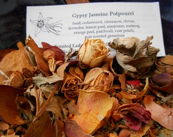 Gypsy Jasmine Potpourri from The Scented Lady