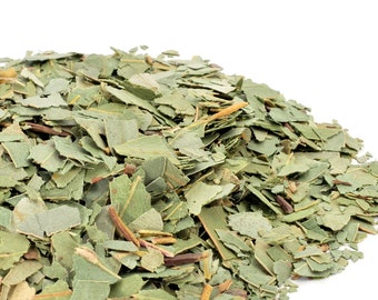 Dried Eucalyptus Leaves // 1oz, 2oz, 3oz, 4oz, 6oz // Clears Sinuses Decongestant Antimicrobial Anti-inflammatory Analgesic