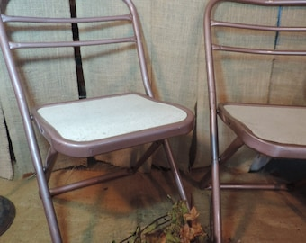 Vintage Childs Chairs 2 1950 S Kids Furniture Mad Men