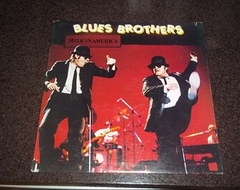 Blue Brothers Made in America record album
