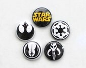 Star Wars Pinback Buttons