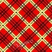Mary Engelbreit Fabric Red Plaid Scottie Scotty Series - other colors available...