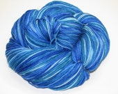 Hand Dyed Superwash Merino Sock Yarn  - Super Merino