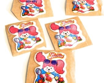 1980s Poochie Patch