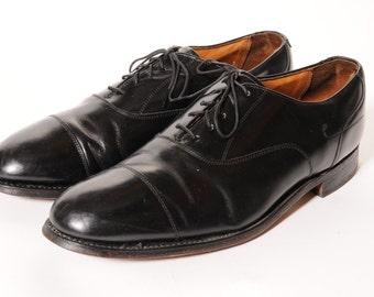 Men's Captoe Dress Shoes Size 9 .5