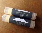 Groom's Posse Lip Balm by LipLove