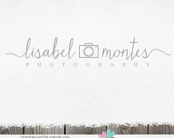 Photography Logo - photography logo premade logo logo design photographer logo premade logo design logo photography watermark hand drawn