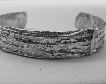 Freeform Terra Cuff Bracelet