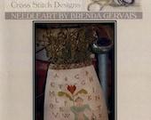 With Thy Needle & Thread: Sarah's Garden - Cross Stitch Pattern