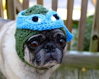 Ninja Turtle - Dog Hat / Made To Order