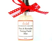Firming Facial Toner, Firming Spray, Anti Aging Toner, Facial Spray, Makeup Setting, Facial Toner, Anti Aging Treatment