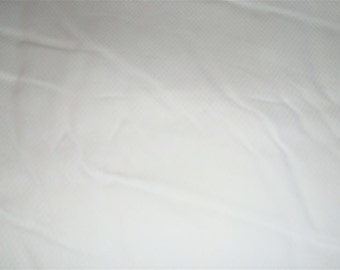 Diaper Cloth - White - One Yard...plus - 74 inches wide