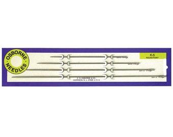 Straight Needle Kit