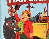 Vintage Book The Fixit Man 1952