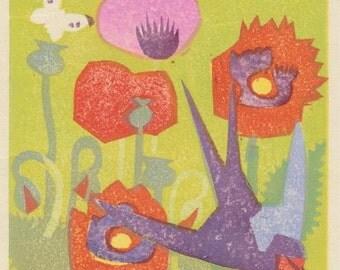Summer Garden by Matt Underwood