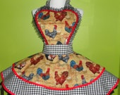 Sexy Roosters Apron