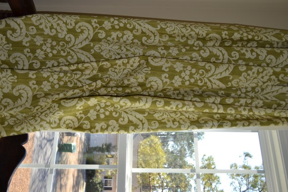 """Custom Made Window Curtain or Drape 50"""" wide x 84"""" long, any size available, Lining included"""