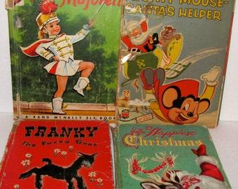 1950 Children Story Books