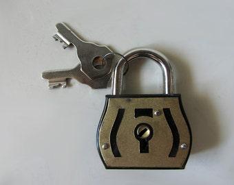Vintage German Lock