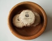 Coffee Cakes - Small Round Exfoliating Soaps