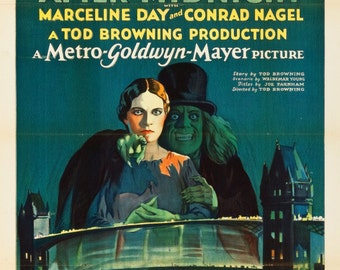 London After Midnight reproduction poster print